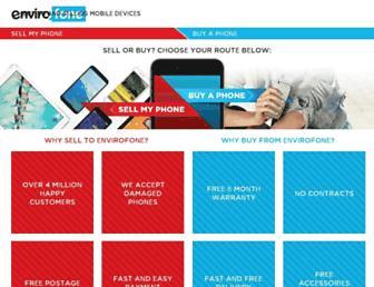 Thumbshot of Envirofone.com