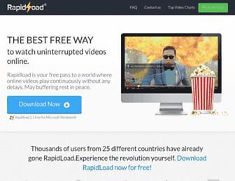 Thumbshot of Rapidload.com