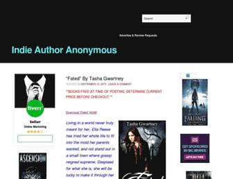 Thumbshot of Indieauthoranonymous.com