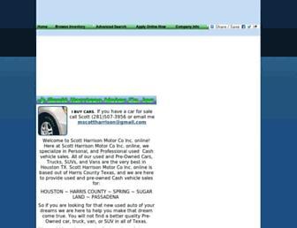 ibuycars.org screenshot