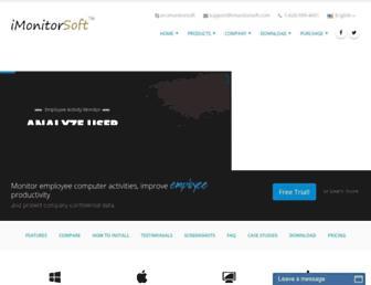 imonitorsoft.com screenshot
