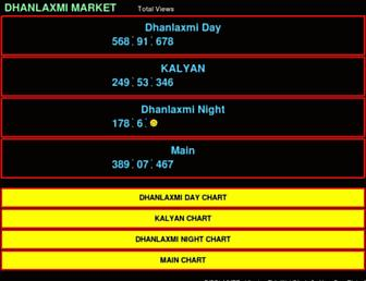 dhaanlaxmi.in screenshot