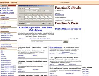 functionx.com screenshot