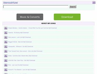 search-mp3.com screenshot