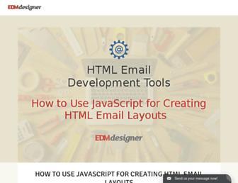 blog.edmdesigner.com screenshot