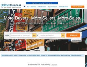 Thumbshot of Daltonsbusiness.com