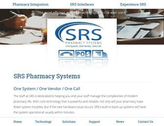 srspharmacy.com screenshot