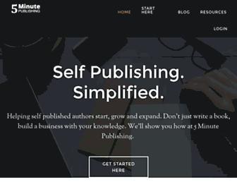 Thumbshot of 5minutepublishing.com