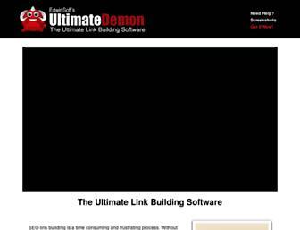 Thumbshot of Ultimatedemon.com