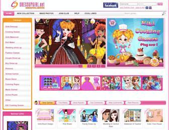 Thumbshot of Dressupgirl.net