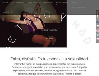 Thumbshot of Detodoynada.com