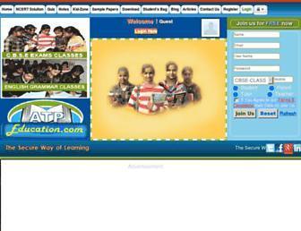 atpeducation.com screenshot