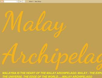 malayachipelago.blogspot.my screenshot