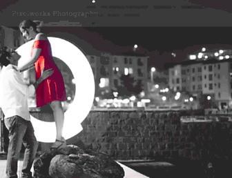 pixelworks.in screenshot