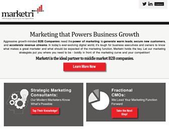 marketri.com screenshot
