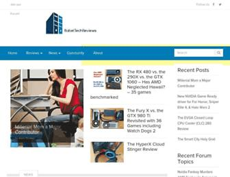 babeltechreviews.com screenshot