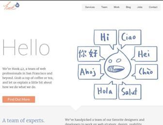 hook42.com screenshot