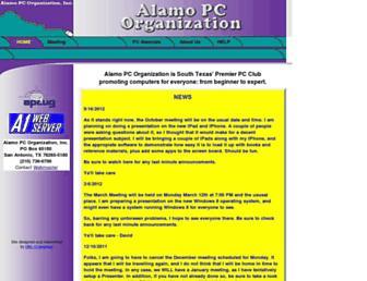 alamopc.org screenshot