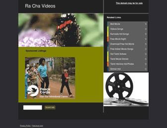 rachavideos.com screenshot