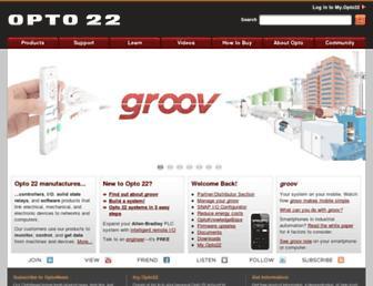 opto22.com screenshot