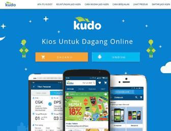 kudo.co.id screenshot