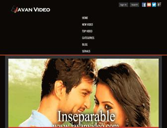 javanvideo.com screenshot