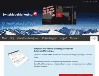 Thumbshot of Swissmademarketing.com