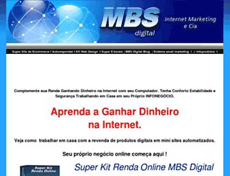 Thumbshot of Mbsdigital.com.br