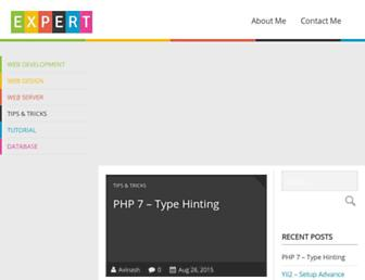 Thumbshot of Xpertdeveloper.com