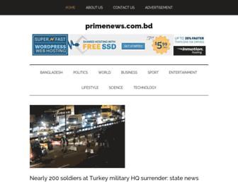 Thumbshot of Primenews.com.bd
