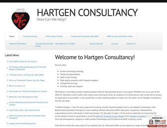 hartgen.org screenshot