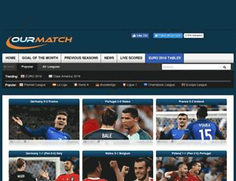 Thumbshot of Ourmatch.net