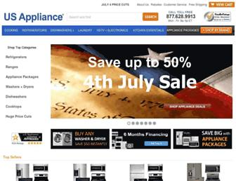 Thumbshot of Us-appliance.com