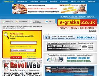 e-gratka.net screenshot