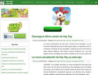 descargarhayday.com screenshot