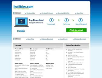 Thumbshot of Liutilities.com