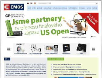 Thumbshot of Emos.cz