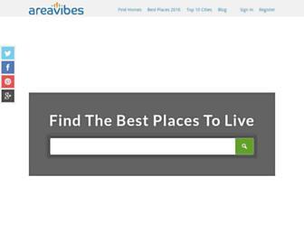 areavibes.com screenshot