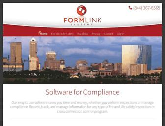 formlinksystems.com screenshot