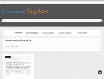 doctemplates.net screenshot