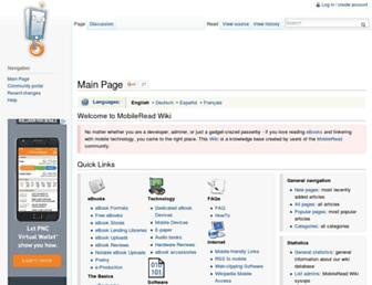 wiki.mobileread.com screenshot