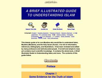 Thumbshot of Islam-guide.com