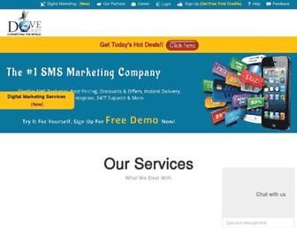 dove-soft.com screenshot