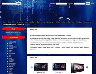 audiophilecaraudio.com screenshot