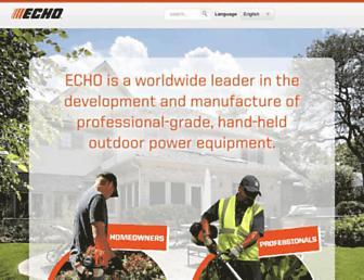 echo-usa.com screenshot