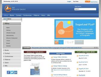 hillside.net screenshot