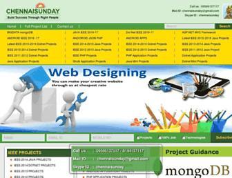 chennaisunday.com screenshot