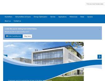 condair.com screenshot