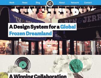 Thumbshot of Happycog.com