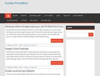 sumberpendidikan.com screenshot